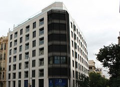 Edificio – Almagro 34 (Madrid)